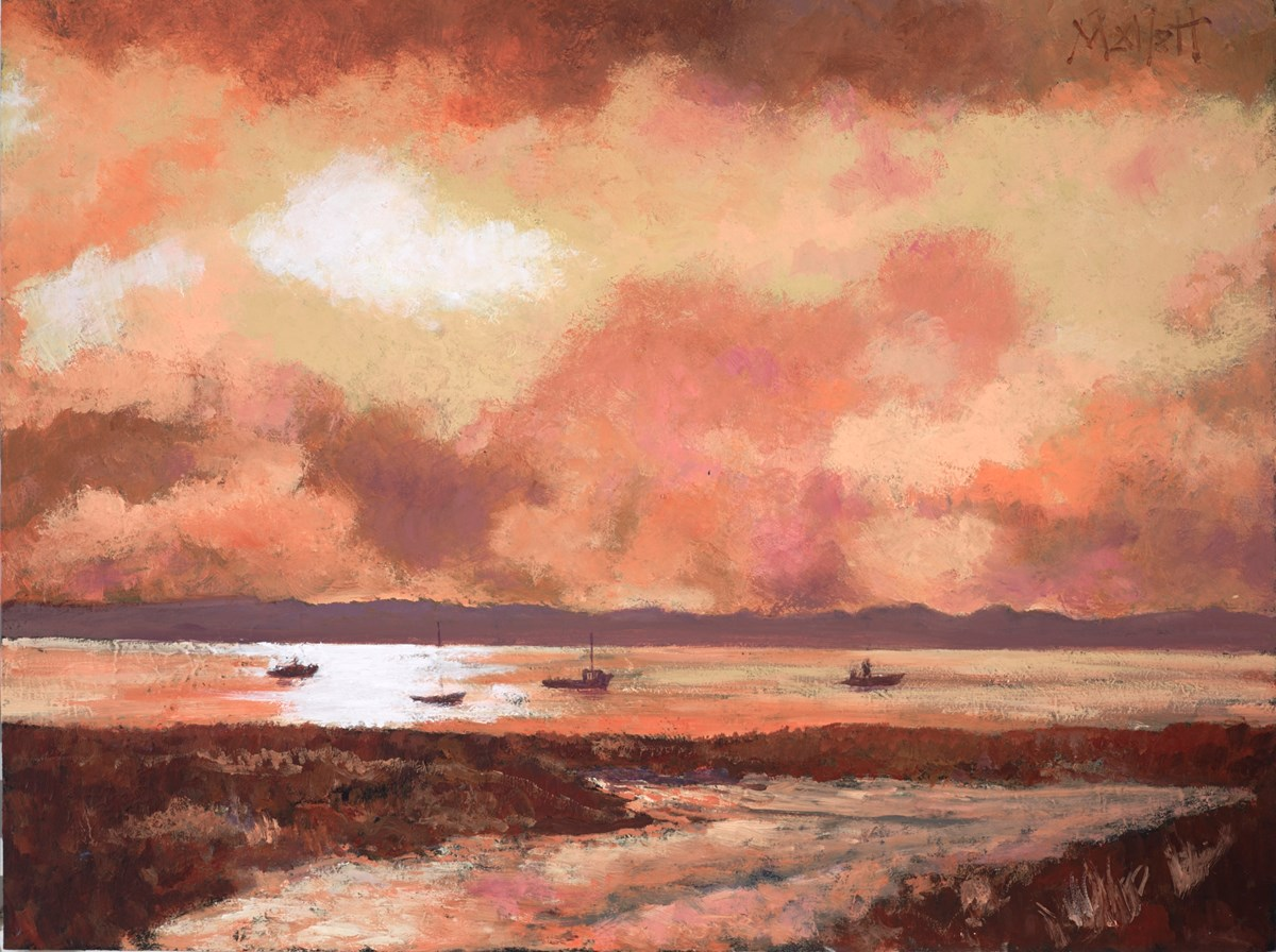 Magical Sunset by timmy mallett -  sized 16x12 inches. Available from Whitewall Galleries